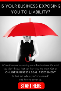 do i need a lawyer to protect myself and my business