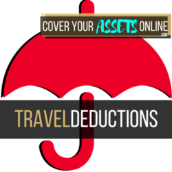 travel deductions for business expenses