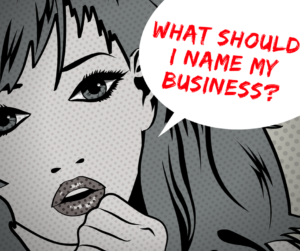 what should I name my business